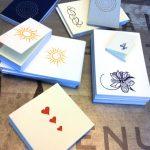 Letterpress Notizbloecke
