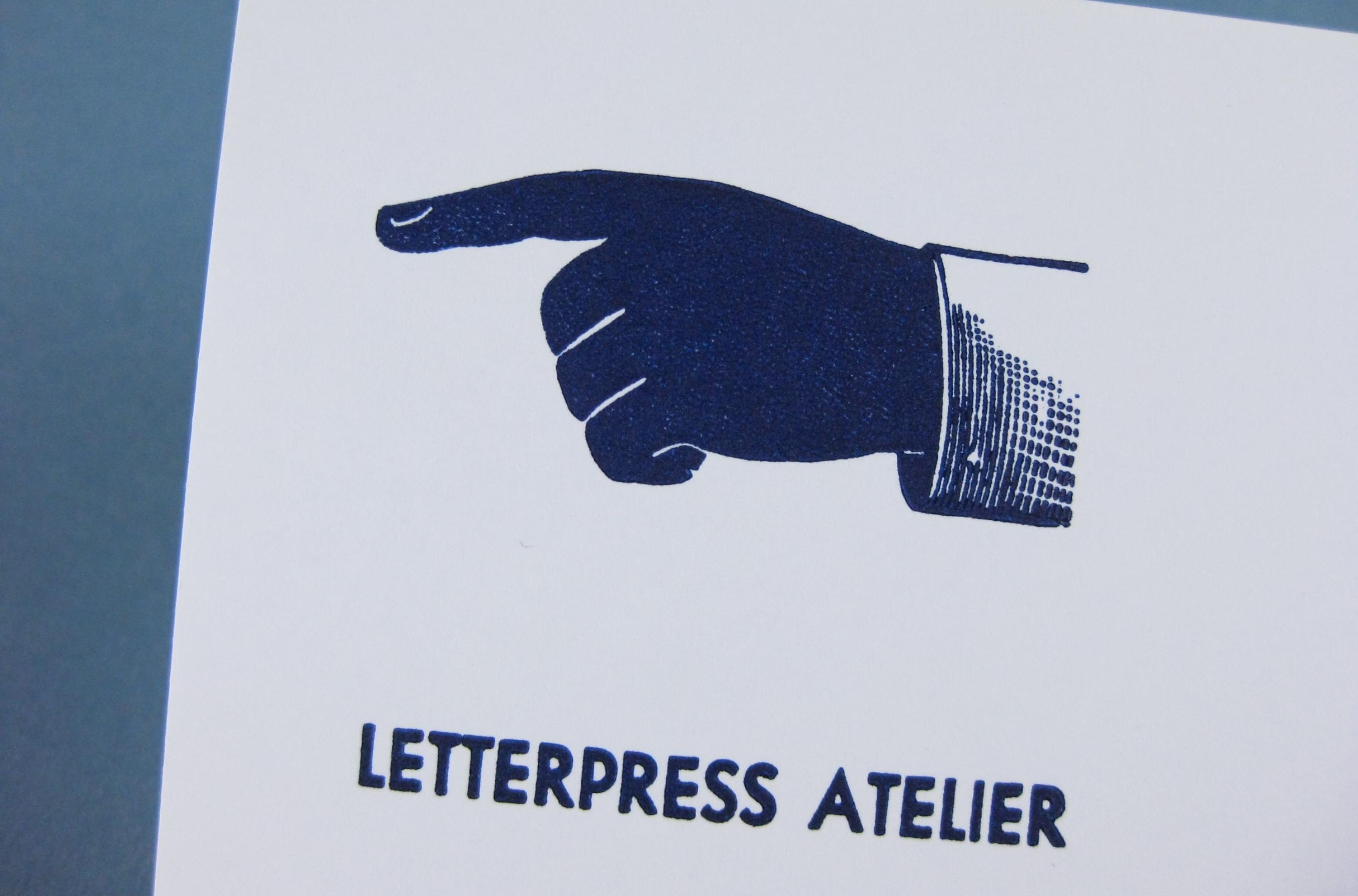 CARO BERLIN Letterpress Atelier