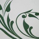 Letterpress Pflanzen