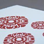 Letterpress Ornament